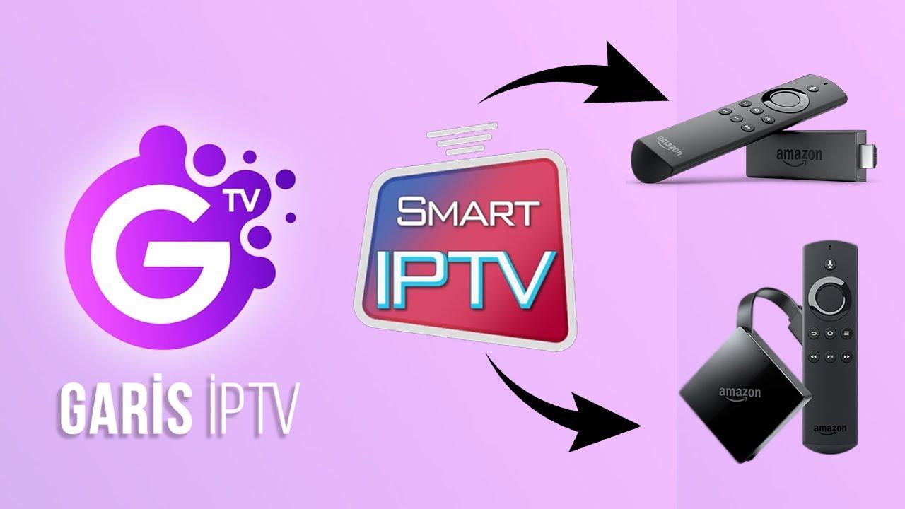 Smart IPTV-Amazon Fire TV install / read comment ...